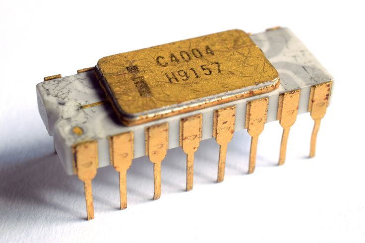 Bespoke Processors Might Soon Power Your Artisanal Devices #Microcontrollers #bespoke #custom #intel4004 #microprocessor