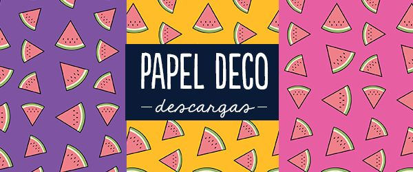 Encuentra todos los diseños de hojas decorativas descargables de Craftingeek conocidas como papel deco. Mira todos los diseños...