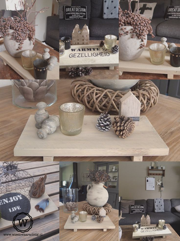 Lookbook wis en waarachtig decoratie binnen pinterest moodboards decoratie en dienbladen - Ad decoratie binnen ...