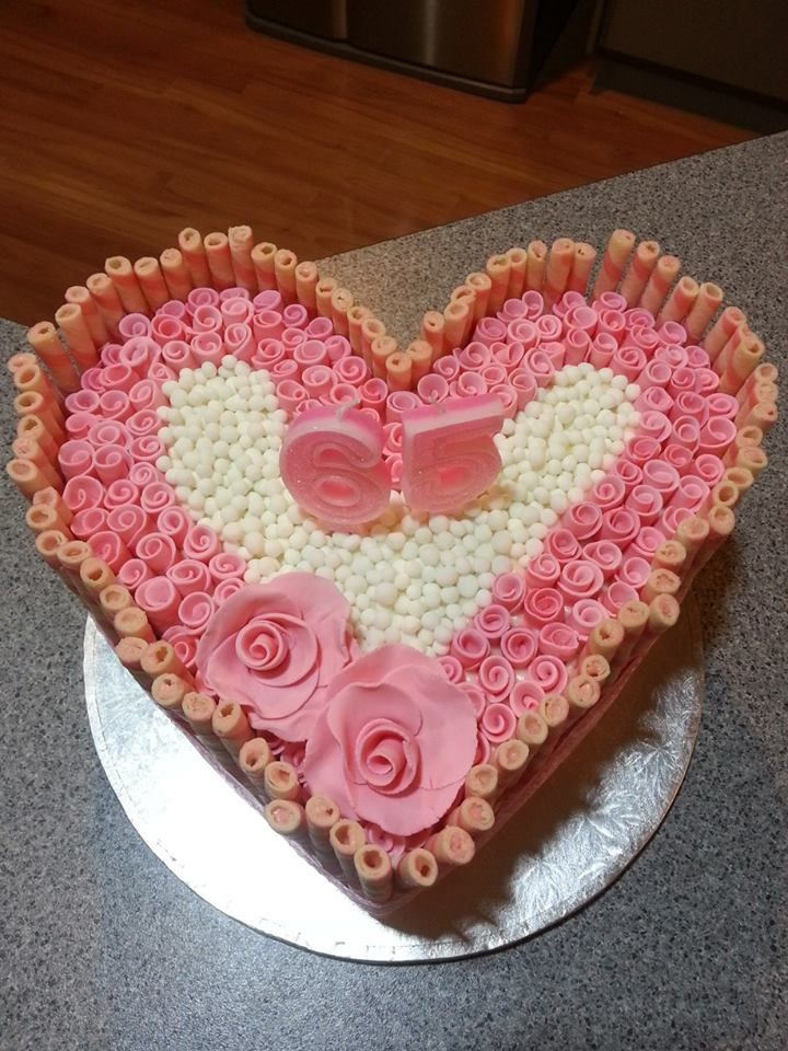 15 Best Images About Homemade Birthday Cakes On Pinterest