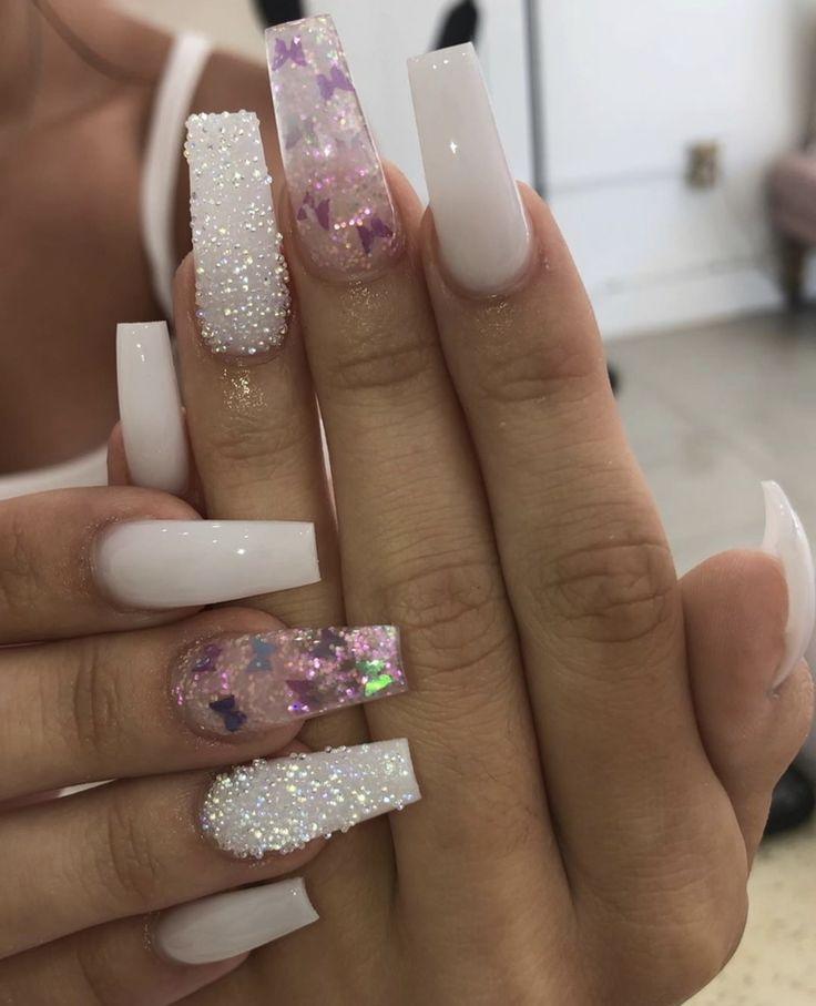 Dark, but shiny | Nails inspiration, Nails, Shiny