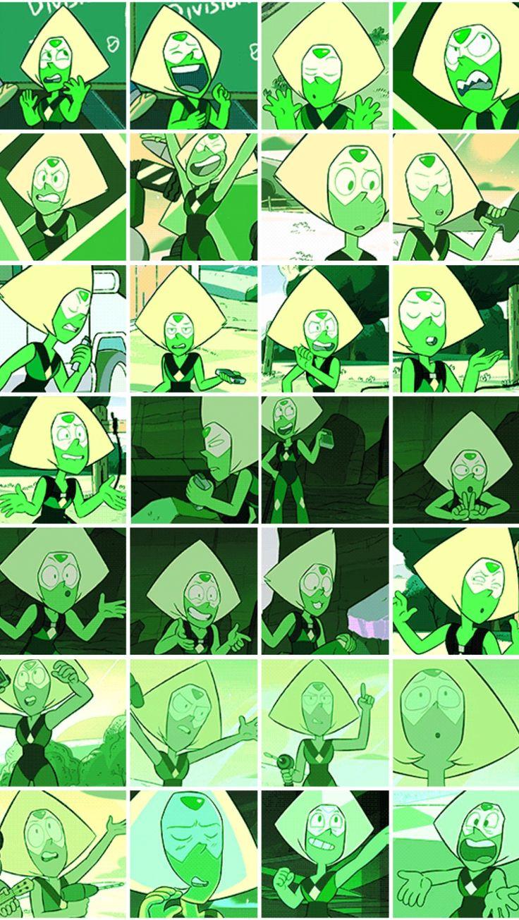 Steven Universe, Peridot