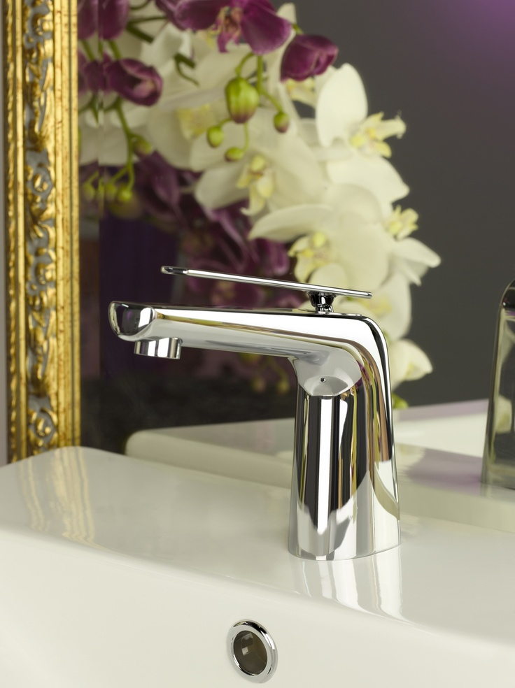 Add a touch of italian luxury to your bathroom designs with webert loth2o lavatory faucets