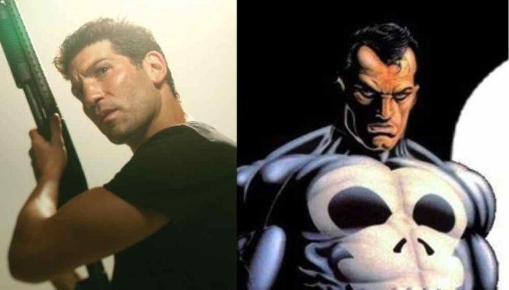Daredevil season 2 just got it's first major casting announcement in the form of Jon Bernthal as the Punisher. Leírás innen: moviepilot.com. A bing.com/images oldalon kerestem rá.