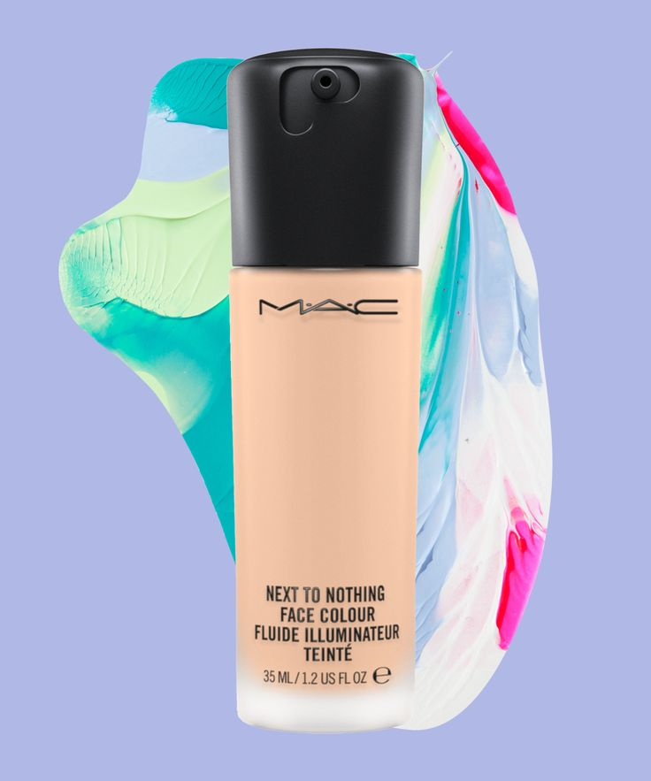 MAC's new Next To Nothing New foundation is the closest thing to getting to an Instagram filter IRL.