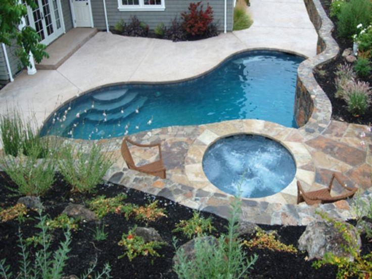 Marvelous Small Pool Design Ideas 1025