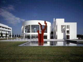 Daimler-Benz Research Center – Richard Meier & Partners Architects