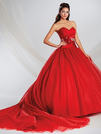13 best Colored Plus Size Wedding Gowns images on Pinterest | Bridal ...