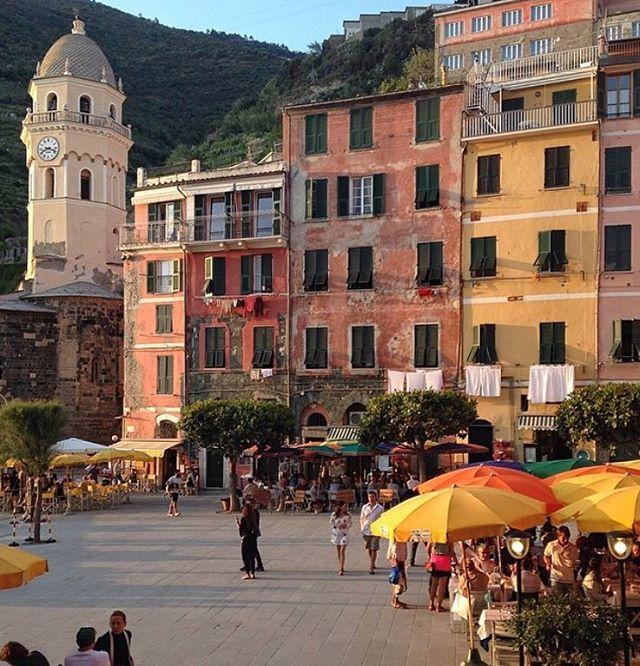 Vernazza, Cinque Terre #escapesnaps Picture: @cindyann.p / Instagram