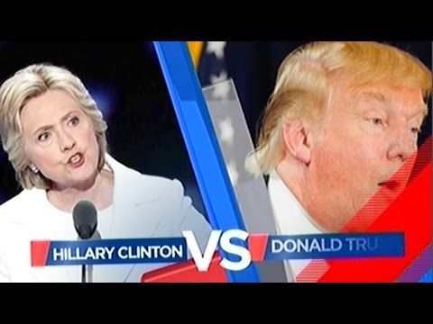 Second Presidential Debate 2016 [ Watch Live ] : Hillary Clinton and Don...