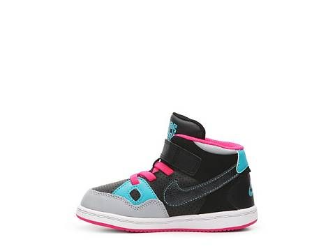 9c8b98ce5fc83 Nike Son of Force Girls Infant   Toddler High-Top Sneaker