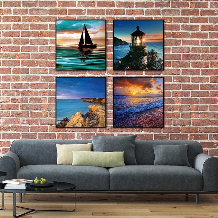 Mejores 53 imágenes de Ocean Collections en Pinterest | Lienzo de ...
