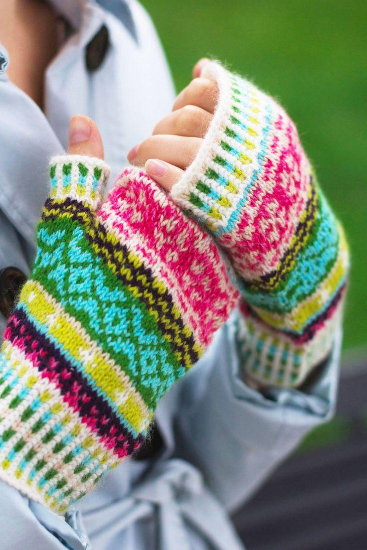1515 best Knitting Stricken images on Pinterest | Fair isle knitting ...