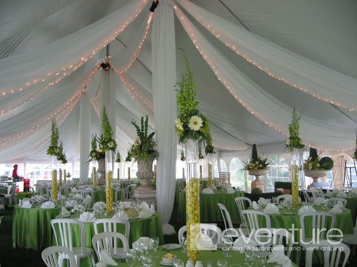 286 Best Wedding Marquee Decor Images On Pinterest