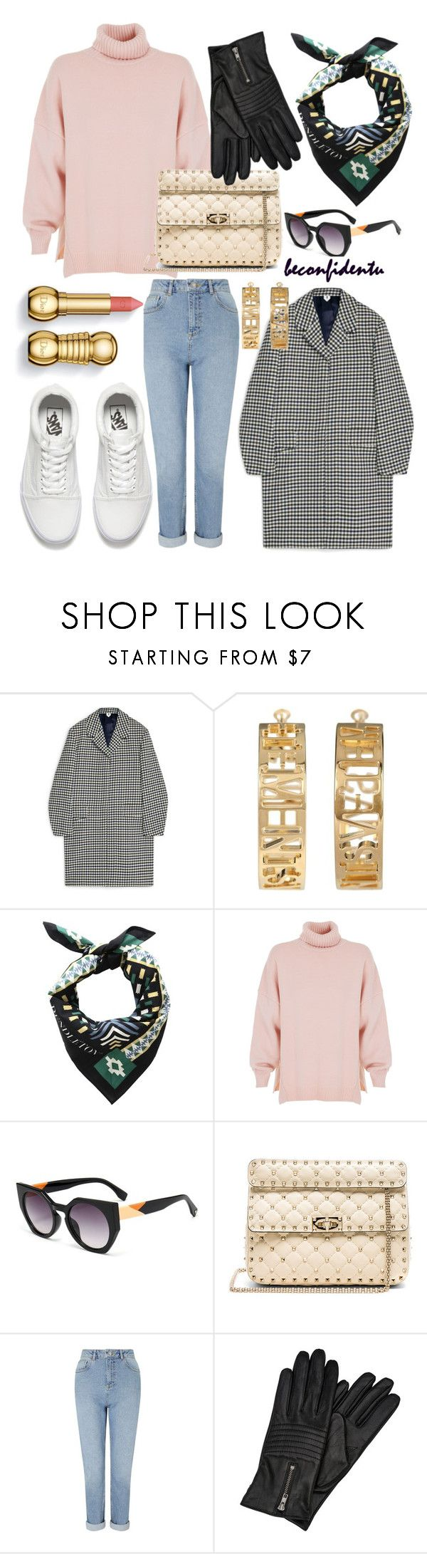 """""""Beauty Lil Girl"""" by beconfidentu on Polyvore featuring Vetements, Pendleton, TIBI, Valentino, Miss Selfridge, Vans, shopping, comfy, sneakers and womenswear"""