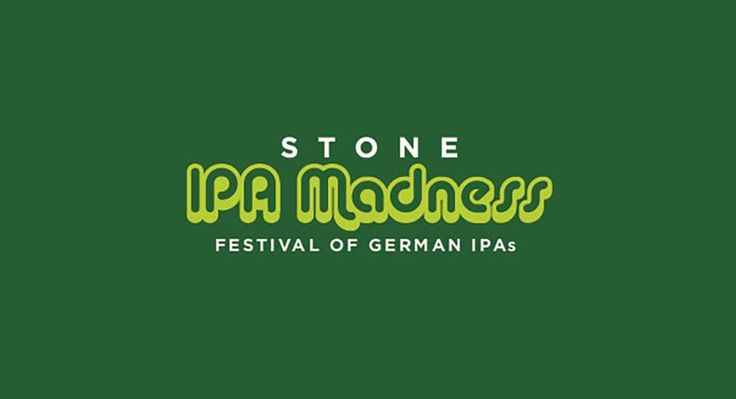 KICK OFF MARCH WITH STONE IPA MADNESS!  Visit Stone Brewing Berlin on Sunday the 5th of March from 10 am till 10 pm for an extraordinary experience and enjoy an outstanding offer of 25 IPAs from all over Germany, including 8 Stone IPAs.  In the Library Bar in Stone Brewing World Bistro & Gardens