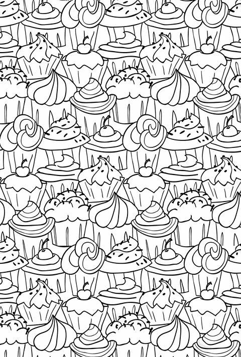 Pin by Couchpotato_md on Adult Coloring Pages / books ...
