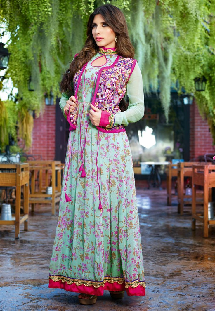Ethnic Anarkali Suits Online Shopping: a collection of ideas to ...
