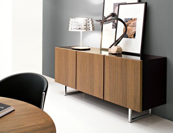 Check our selection of console and sideboard design inspirations to get you inspired for your next interior design project at http://essentialhome.eu/
