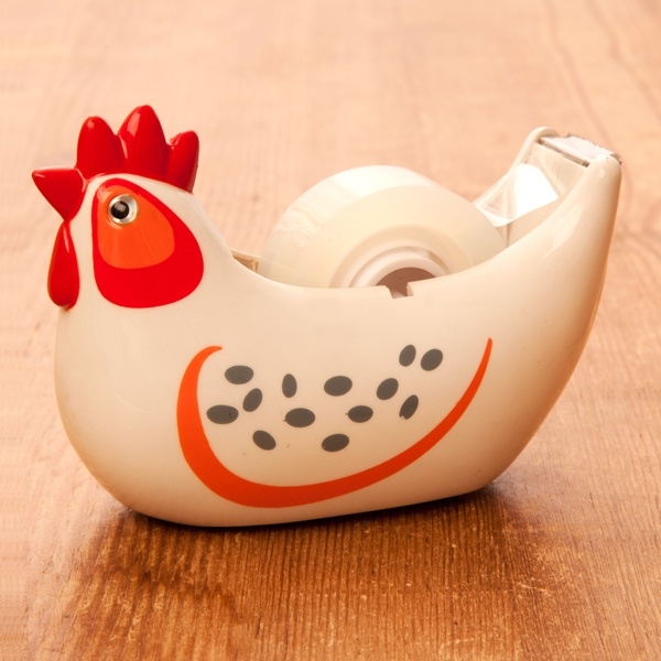 Chicken Tape Dispenser Office And Desk And Stationery