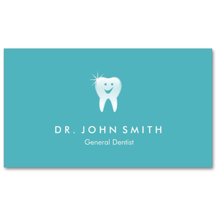 30 best Dental Business Cards & Supplies images on Pinterest | Tooth ...