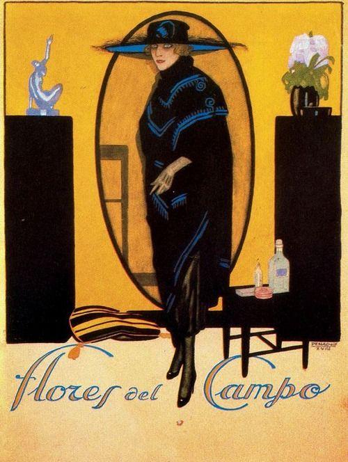 Rafael de Penagos  1918
