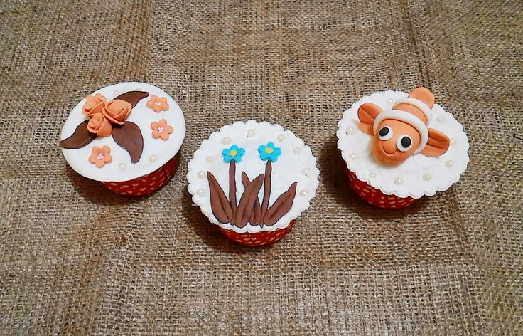 Kuih Maretha: Flower Cupcakes