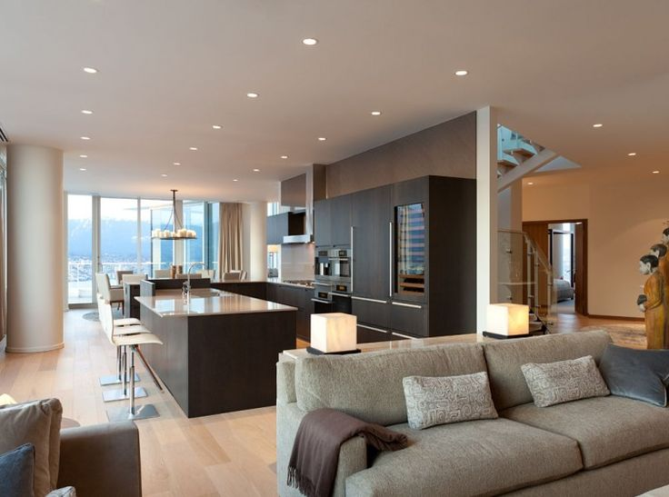 Fairmont Penthouse by Robert Bailey Interiors | HomeDSGN, a daily source for inspiration and fresh ideas on interior design and home decoration.