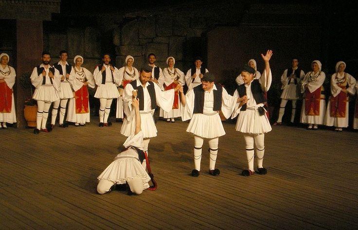 Dora Stratou Dance Theatre in Athens