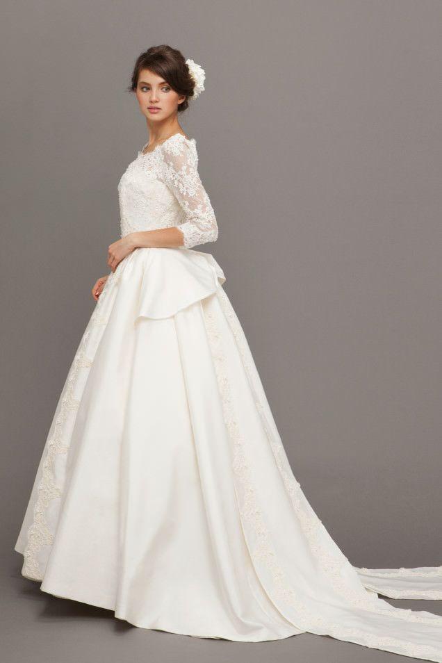 ラレンヌ|La Reine|ウェディングドレス レンタル|オーセンティック銀座