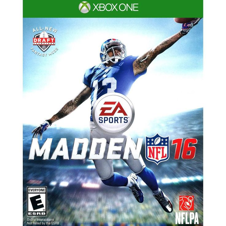 What is new at The Gamers Edge Madden NFL 16 Mic.... Check it out http://the-gamers-edge-inc.myshopify.com/products/madden-nfl-16-microsoft-xbox-one-video-game?utm_campaign=social_autopilot&utm_source=pin&utm_medium=pin now. #gamersedgeocala