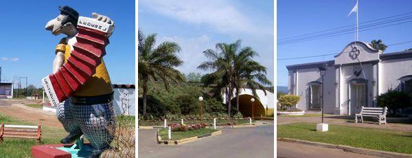 La ciudad de Federal está ubicada en el centro norte de la provincia. Sede del Festival Nacional del Chamamé, la fiesta popular multitudinaria del norte entrerriano, numerosos músicos se presentan cada año.