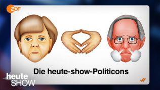 heute-show-Politicons (Quelle: ZDF)
