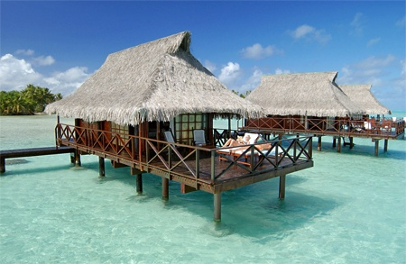 La Polinesia...