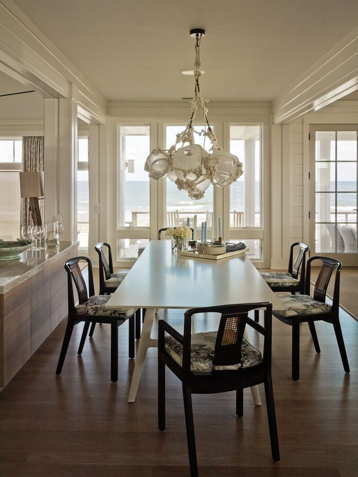 Dining Room in Wilmington, NC by Barrie Benson Interior ...