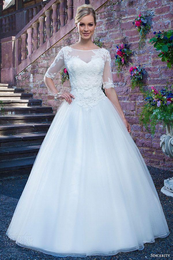 Sincerity Bridal 2016 Wedding Dresses