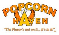 Popcorn Haven Gourmet Shop - over 250 popcorn flavors!!!