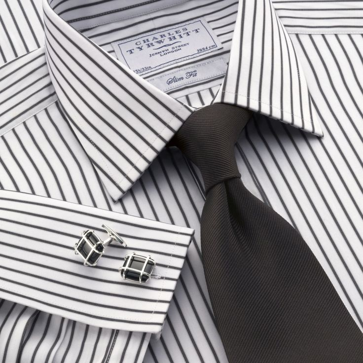 Slim Fit Charles Tyrwhitt Dress Shirts are well made and fit perfectly.