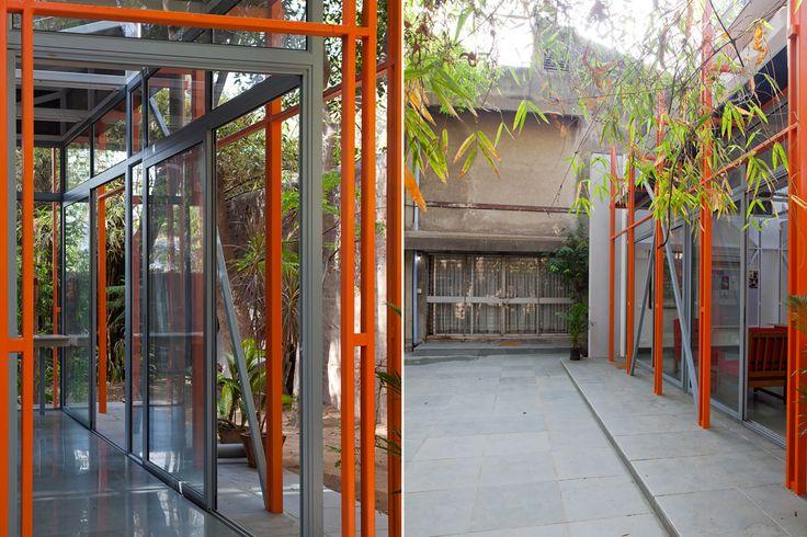 Pavilion of Incremental Form