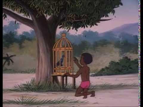 L'oiseau De Pluie Les Histoires Du Père Castor - YouTube