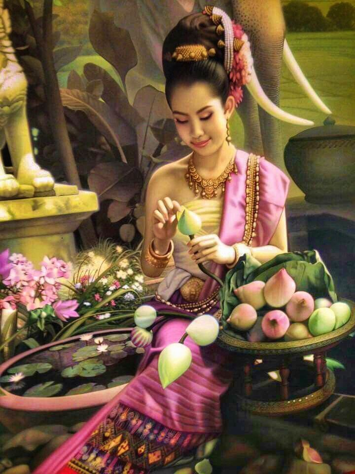 Traditional Thai Clothing & Costume