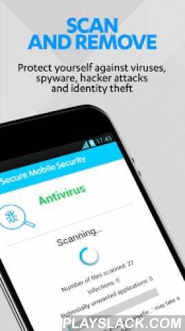 F-Secure Mobile Security  Android App - playslack.com ,  F-Secure Mobile Security for Smartphone & TabletFrom F-Secure, the EUROPEAN, AWARD-WINNING SECURITY COMPANY. Protect your smartphone or tablet, and the personal content on it, against all threats. Banking protection, browsing protection, anti-theft, parental control, app scanning, and more. TRY IT NOW FOR FREE. No ads! Easy-to-use.KEY FEATURES:• NEW: APPLICATION PRIVACY shows which apps are a risk to your privacy, and which…