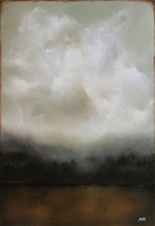Adam Hall, Landscape art, Contemporary cloudscapes
