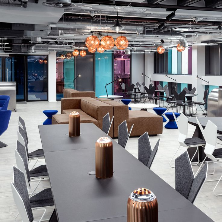 Office Design Company: Tom Dixon's Atrium Co-working Space Opens In London