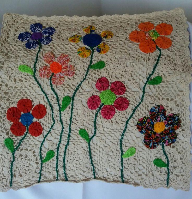 M s de 1000 ideas sobre cojines hechos a mano en pinterest - Cojines de lana hechos a mano ...