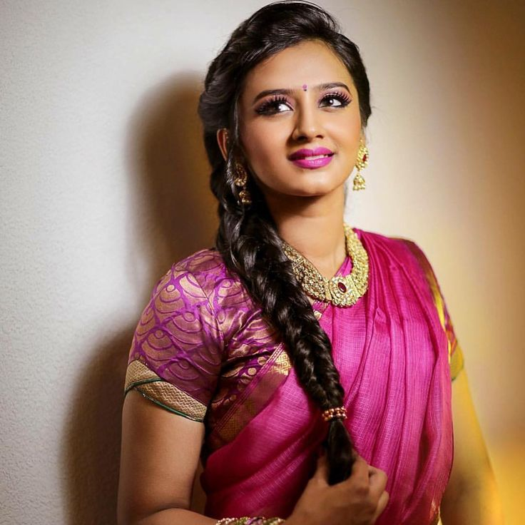 30 Indian Reception Hairstyles Pink Hairstyles Ideas Walk The Falls