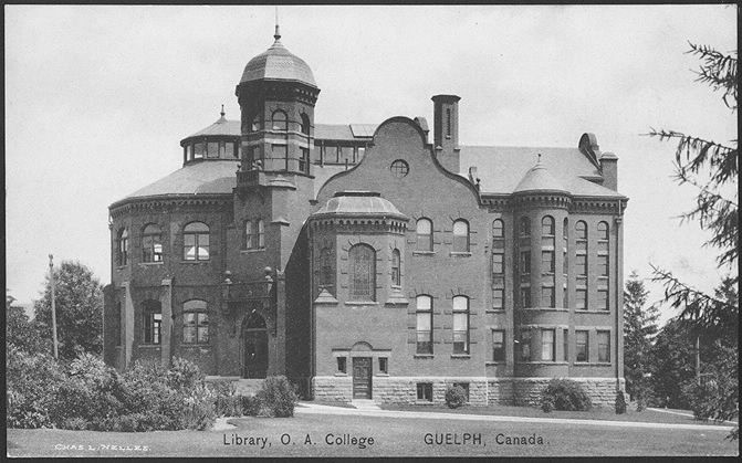 Guelph: O.A. College Library