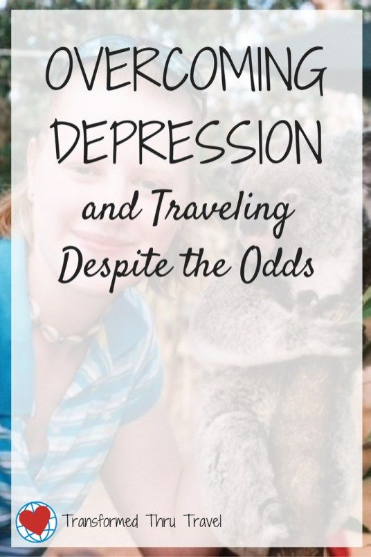 Here's a story about overcoming depression and traveling, despite the odds that it might happen again. Living and studying in paradise proved to be too much and depression hit Kara hard while she was there, cutting her trip short. Fast forward twelve years, she is headed back down under, but this time she's prepared. #mentalhealth #travel #depression