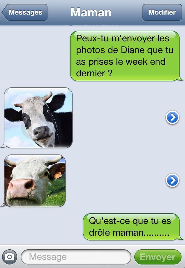 Avec Maman: Photo