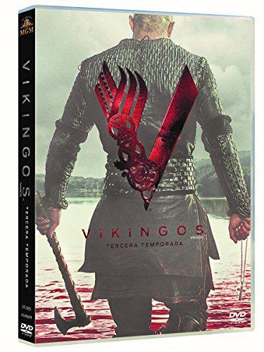 Vikingos - Temporada 3  Mas info: http://www.comprargangas.com/producto/vikingos-temporada-3-dvd/